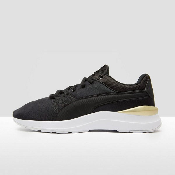 Puma Dames Sneakers (Zwart, Goud)