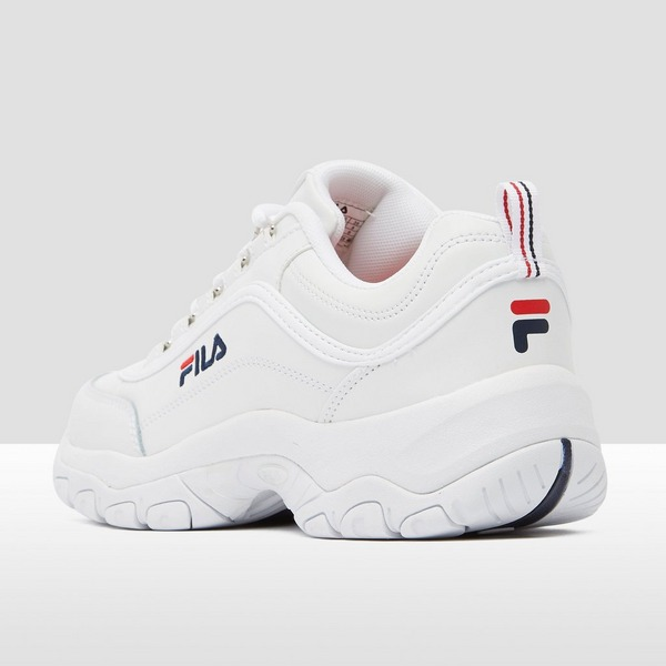 FILA CHUNKY STRADA LOW SNEAKERS WIT DAMES