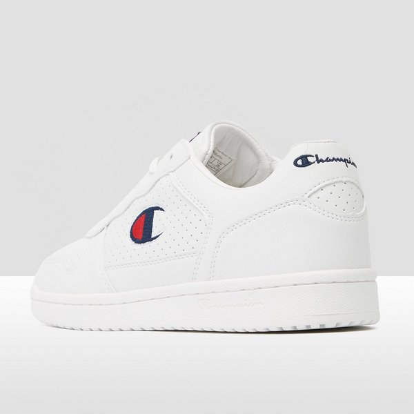 CHAMPION CHICAGO BASKET SNEAKERS WIT DAMES