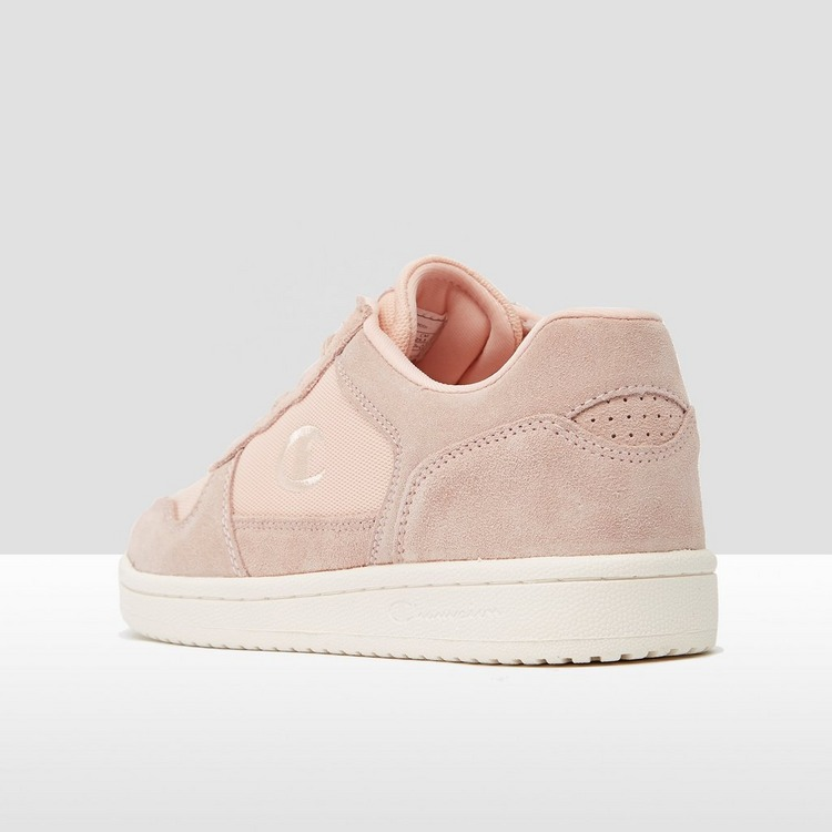 CHAMPION CHICAGO BASKET SNEAKERS ROZE DAMES
