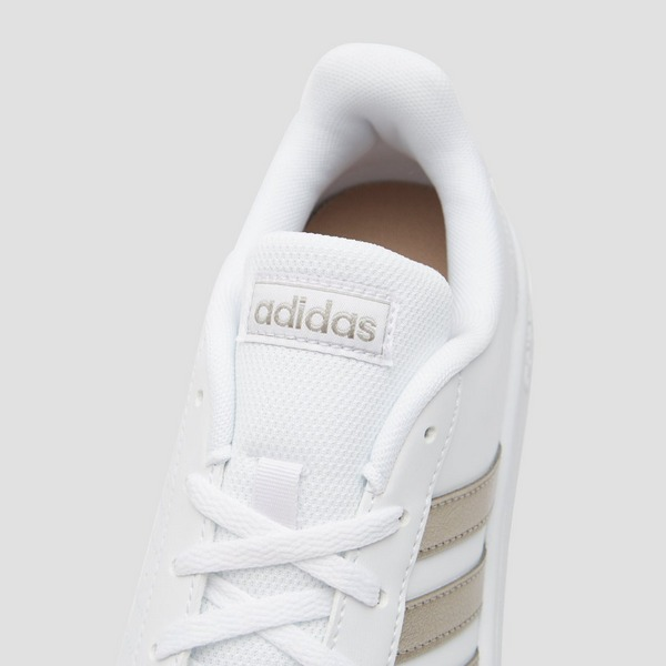 ADIDAS GRAND COURT BASE SNEAKERS WITGOUD DAMES | Aktiesport