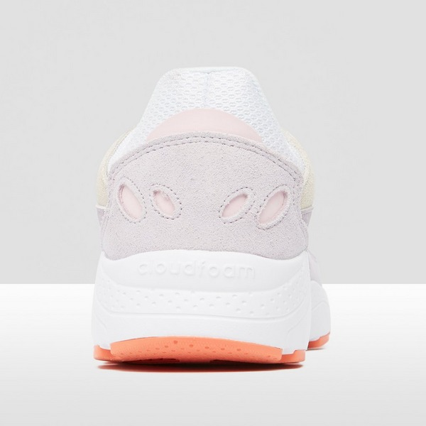 ADIDAS CHAOS SNEAKERS WIT/PAARS DAMES