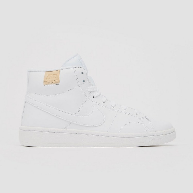 NIKE COURT ROYALE 2 MID SNEAKERS WIT DAMES