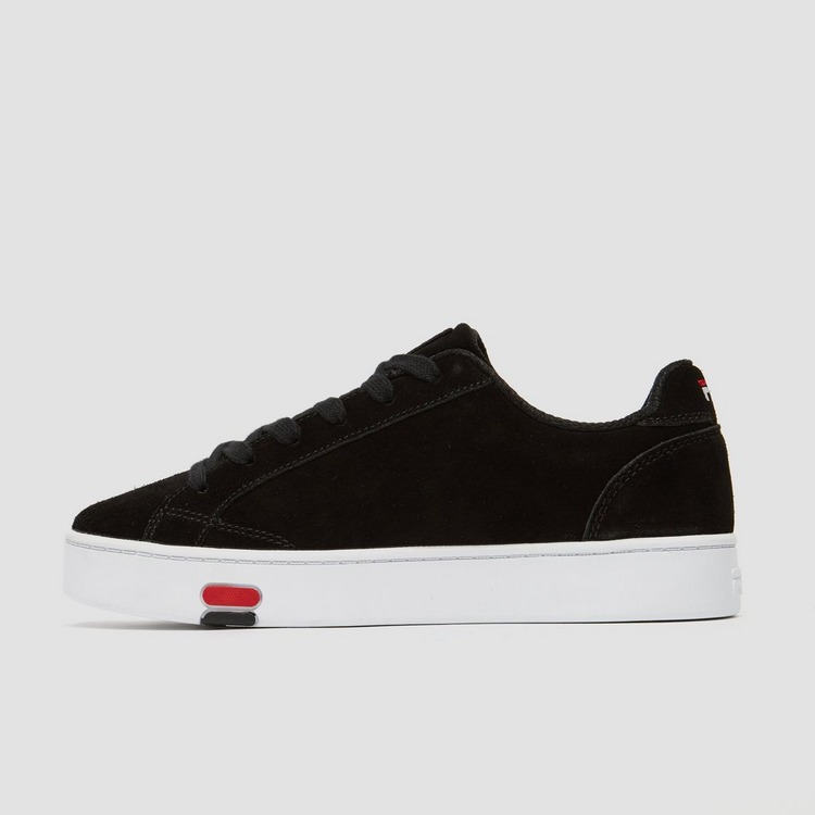 FILA COURT SNEAKERS ZWART DAMES