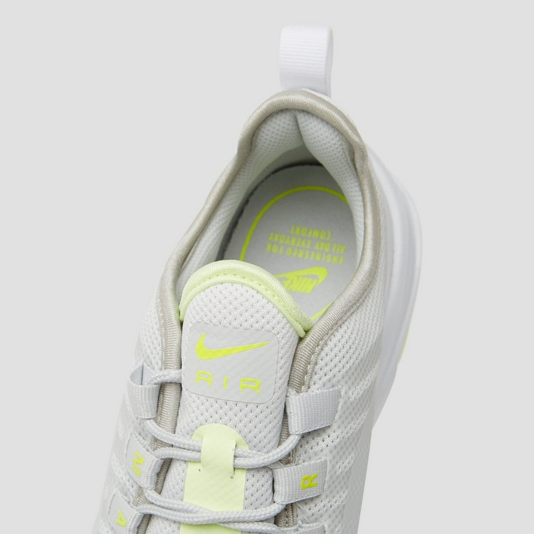 NIKE AIR MAX AXIS SNEAKERS WIT/GEEL DAMES | Aktiesport