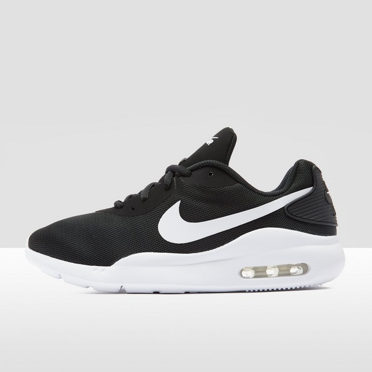 NIKE AIR MAX OKETO SNEAKERS ZWART/WIT DAMES