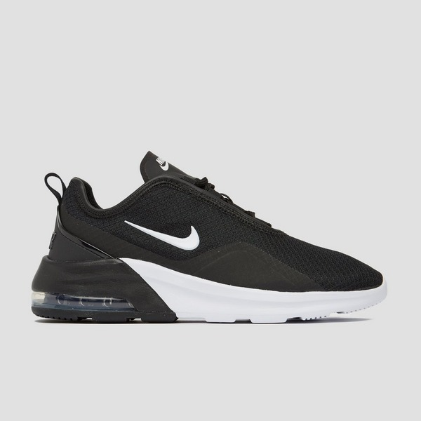 NIKE AIR MAX MOTION 2 SNEAKERS ZWART/WIT DAMES