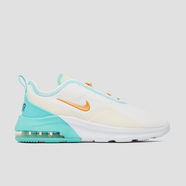 NIKE AIR MAX MOTION 2 SNEAKERS WITBLAUW DAMES