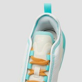 NIKE AIR MAX MOTION 2 SNEAKERS WIT/BLAUW DAMES