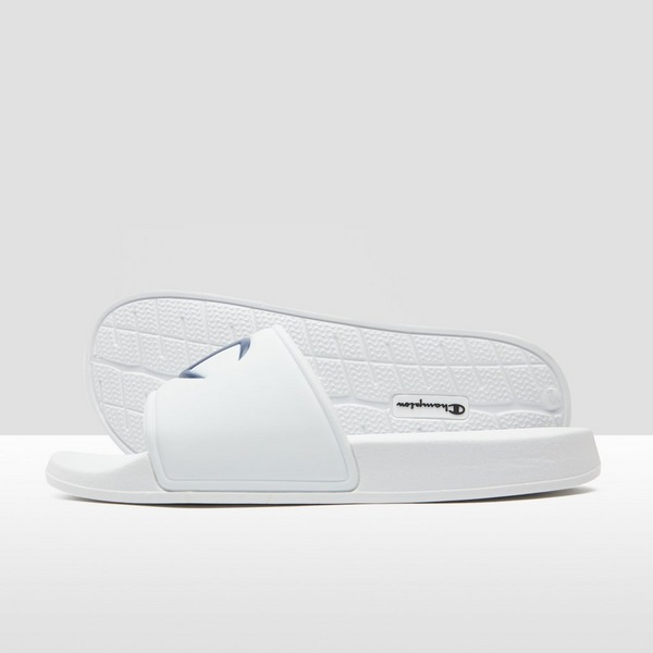 CHAMPION FLORIDA SLIPPERS WIT DAMES