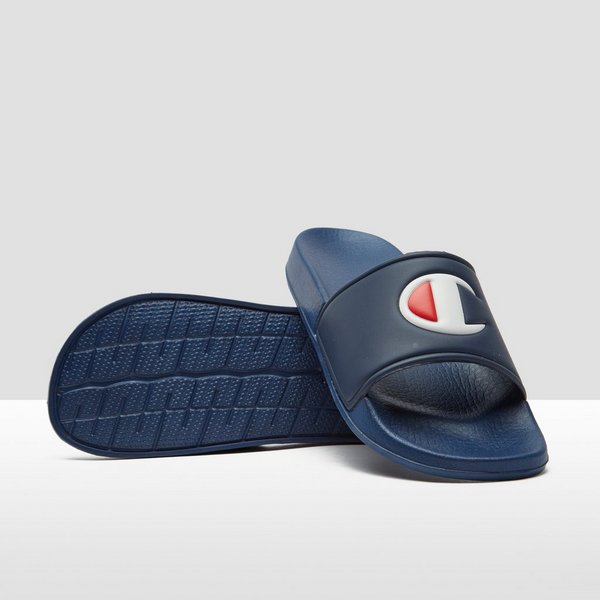 CHAMPION FLORIDA SLIPPERS BLAUW DAMES
