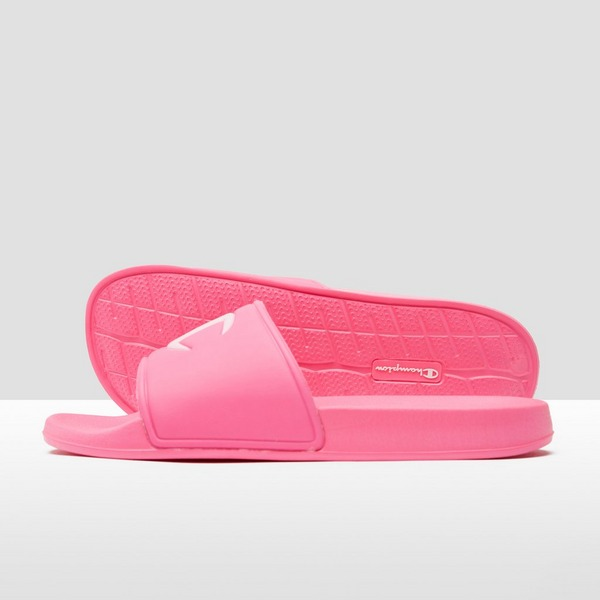 CHAMPION FLORIDA SLIPPERS ROZE DAMES