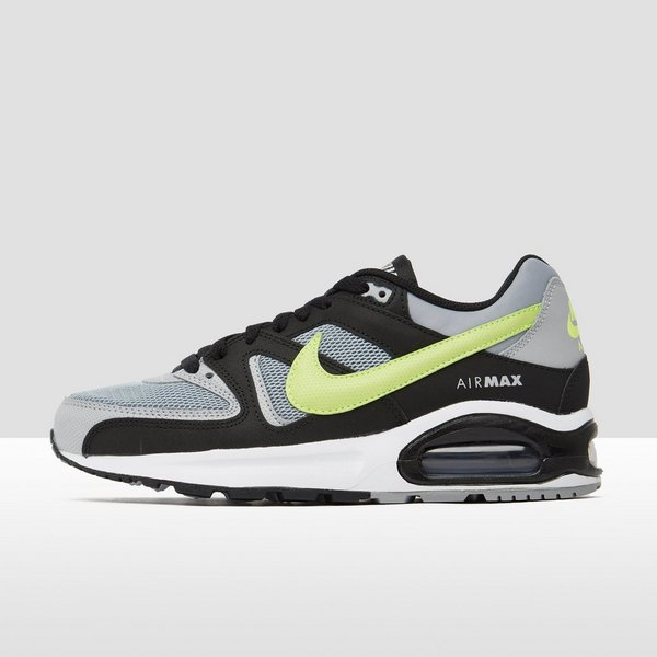 new arrivals a5413 14b5c NIKE AIR MAX COMMAND FLEX SNEAKERS GRIJS GEEL KINDEREN