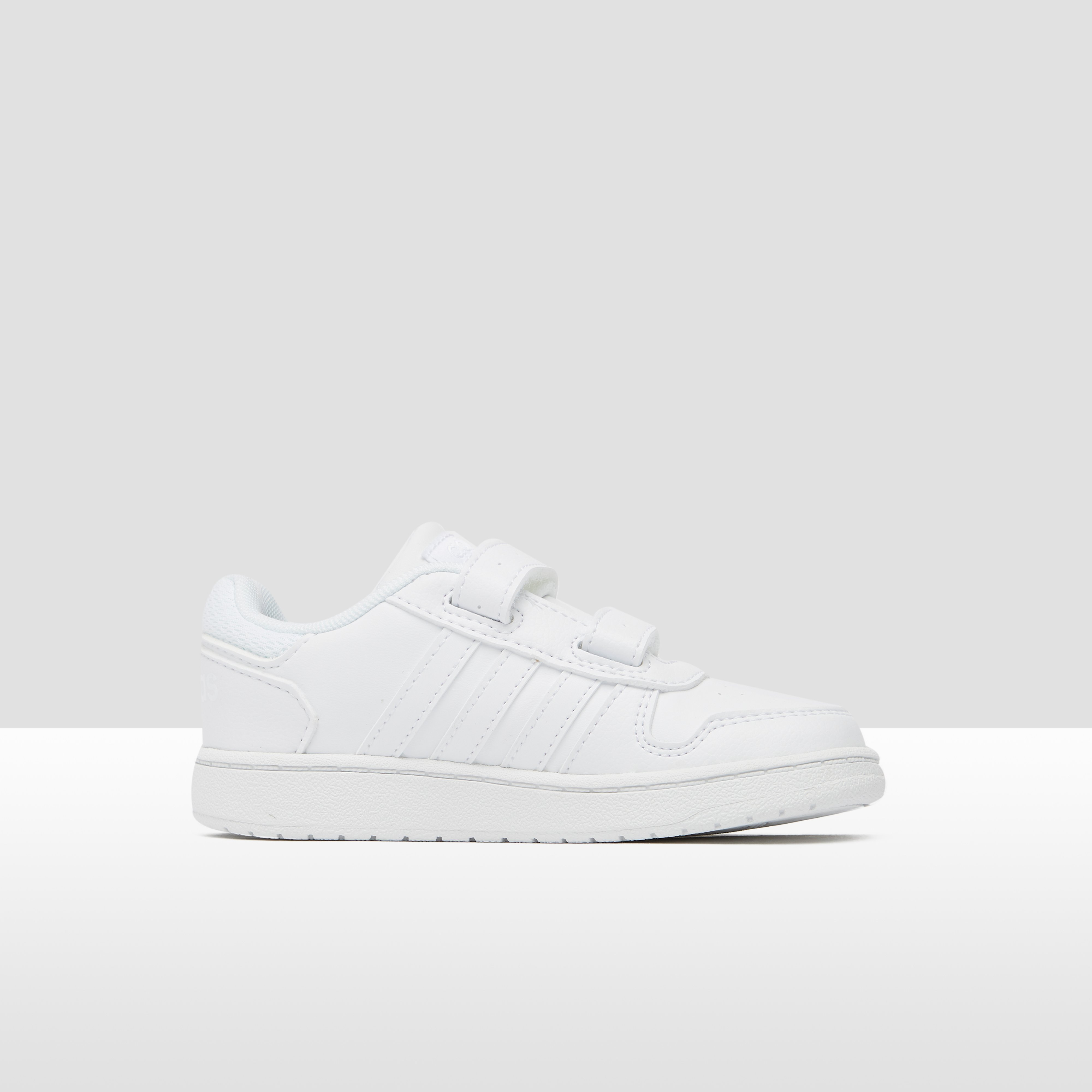 ADIDAS HOOPS 2.0 SNEAKERS WIT BABY