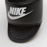 NIKE BENASSI JUST DO IT SLIPPERS ZWART HEREN