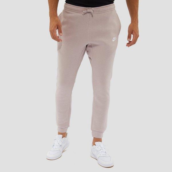 Fleece Joggingbroek Heren.Nike Sportswear Jogger Club Fleece Joggingbroek Roze Heren Aktiesport