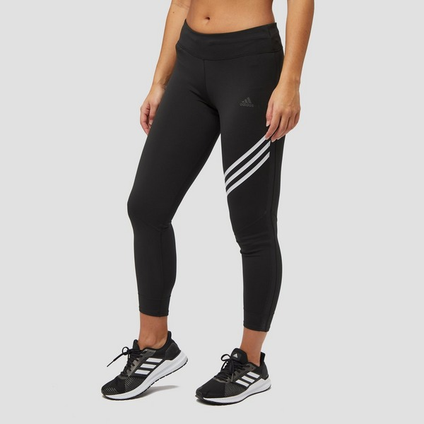 ADIDAS RUN IT HARDLOOPTIGHT ZWART DAMES