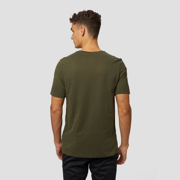 NIKE DRI-FIT TRAIN SPORTSHIRT GROEN HEREN