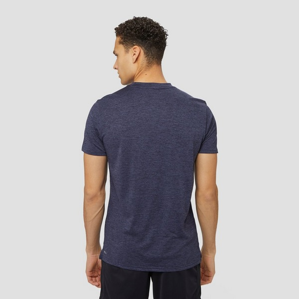PUMA HEATHER SPORTSHIRT BLAUW HEREN