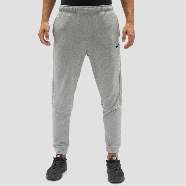 Fleece Joggingbroek Heren.Nike Dry Taper Fleece Joggingbroek Grijs Heren Aktiesport