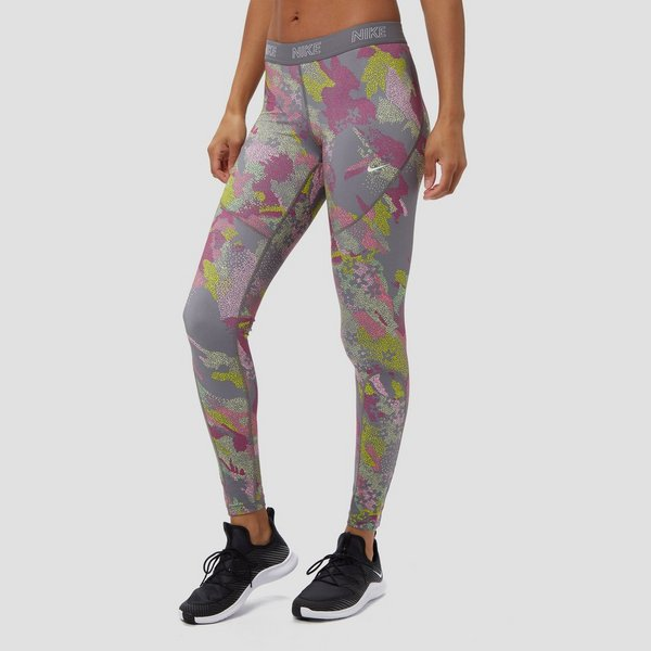 NIKE VICTORY FLORAL SPORTTIGHT DAMES