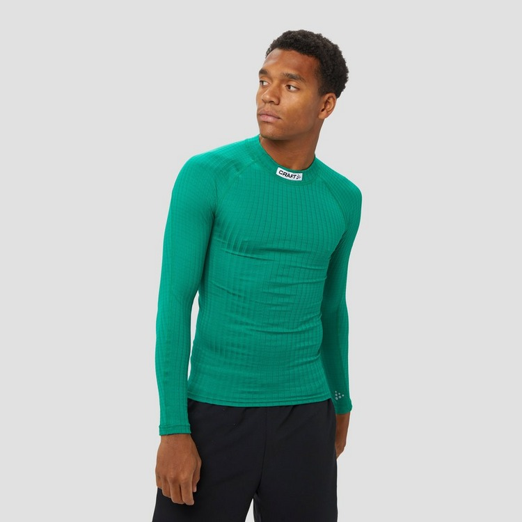 CRAFT PROG BASELAYER THERMOSHIRT GROEN HEREN