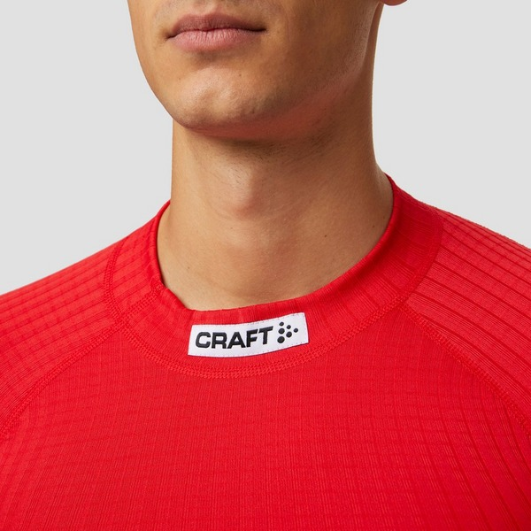 CRAFT PROG BASELAYER THERMOSHIRT ROOD HEREN