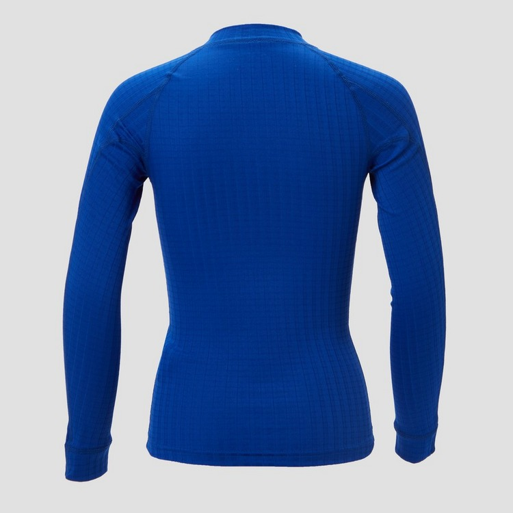 CRAFT PROG BASELAYER THERMOSHIRT BLAUW KINDEREN