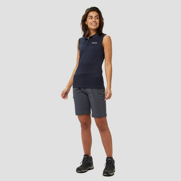 REGATTA TIMA OUTDOOR POLO BLAUW DAMES