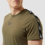 REEBOK ESSENTIALS TAPE SHIRT GROEN HEREN