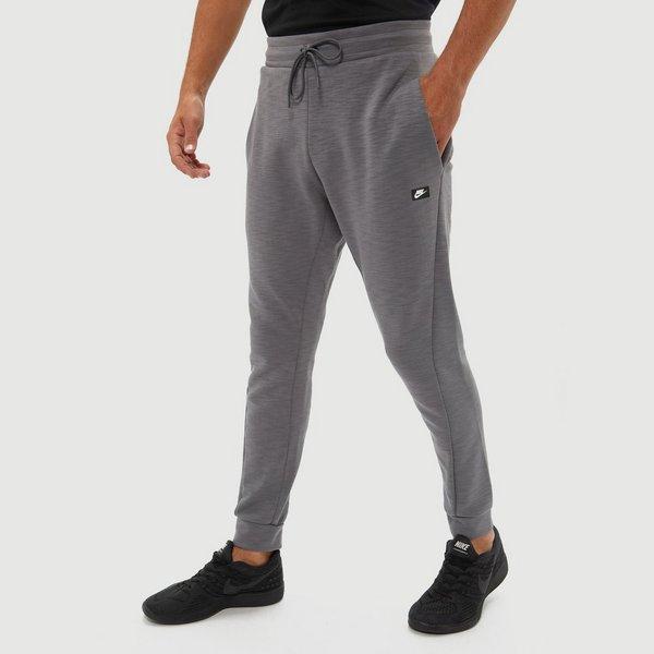 Joggingbroek Grijs Heren.Nike Sportswear Optic Joggingbroek Grijs Heren Aktiesport