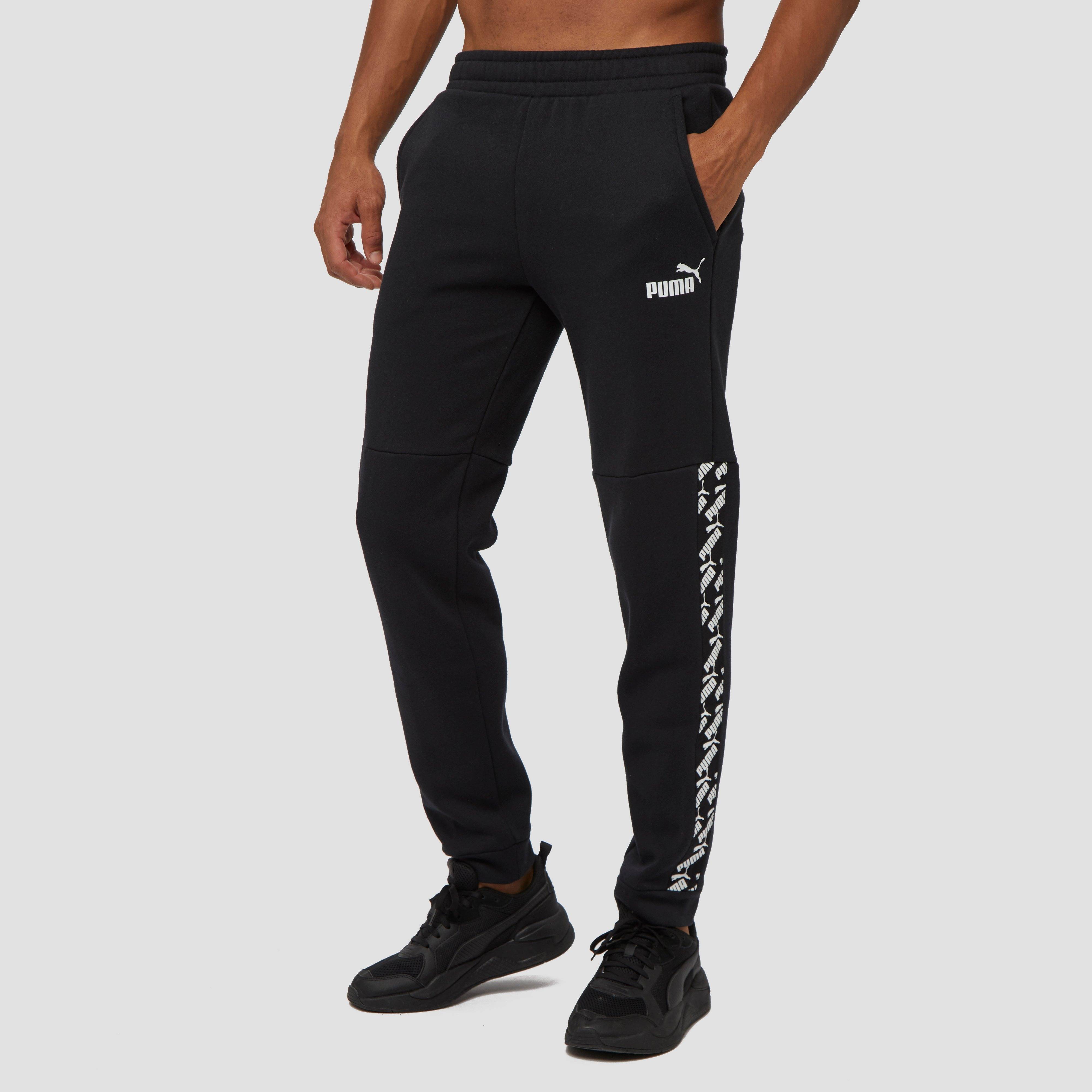 PUMA AMPLIFIED JOGGINGBROEK ZWART HEREN | Aktiesport