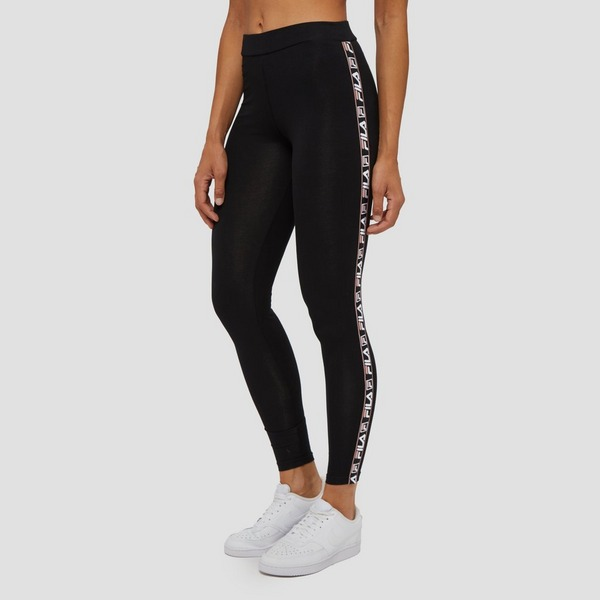 FILA LONI TIGHT ZWART DAMES
