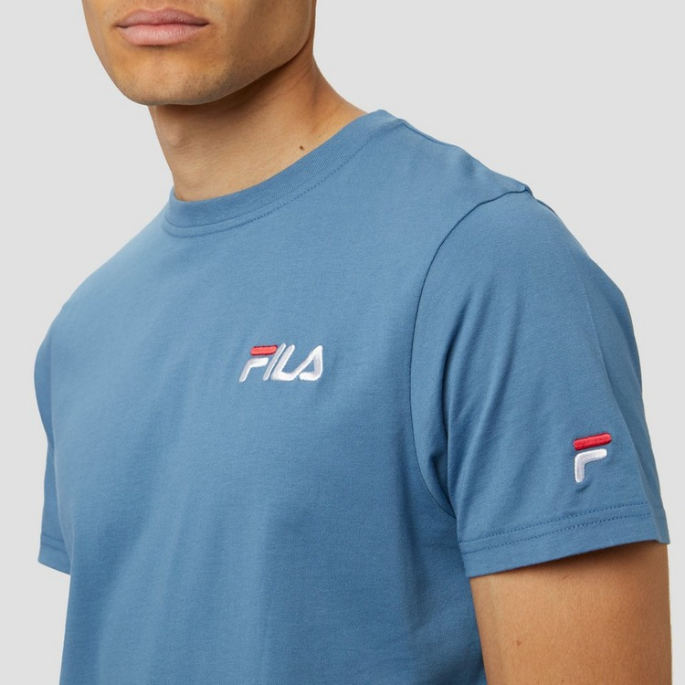 FILA BARRTINO CORE SHIRT BLAUW HEREN