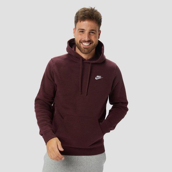 Trui Rood Heren.Nike Sportswear Club Trui Rood Heren Aktiesport