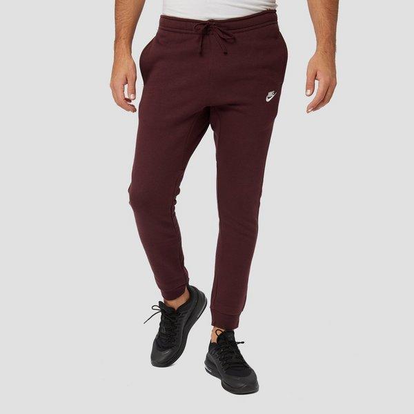 Joggingbroek Rood.Nike Sportswear Club Joggingbroek Rood Heren Aktiesport