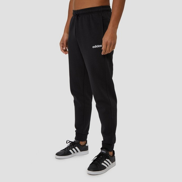 ADIDAS FLEECE JOGGINGBROEK ZWART HEREN