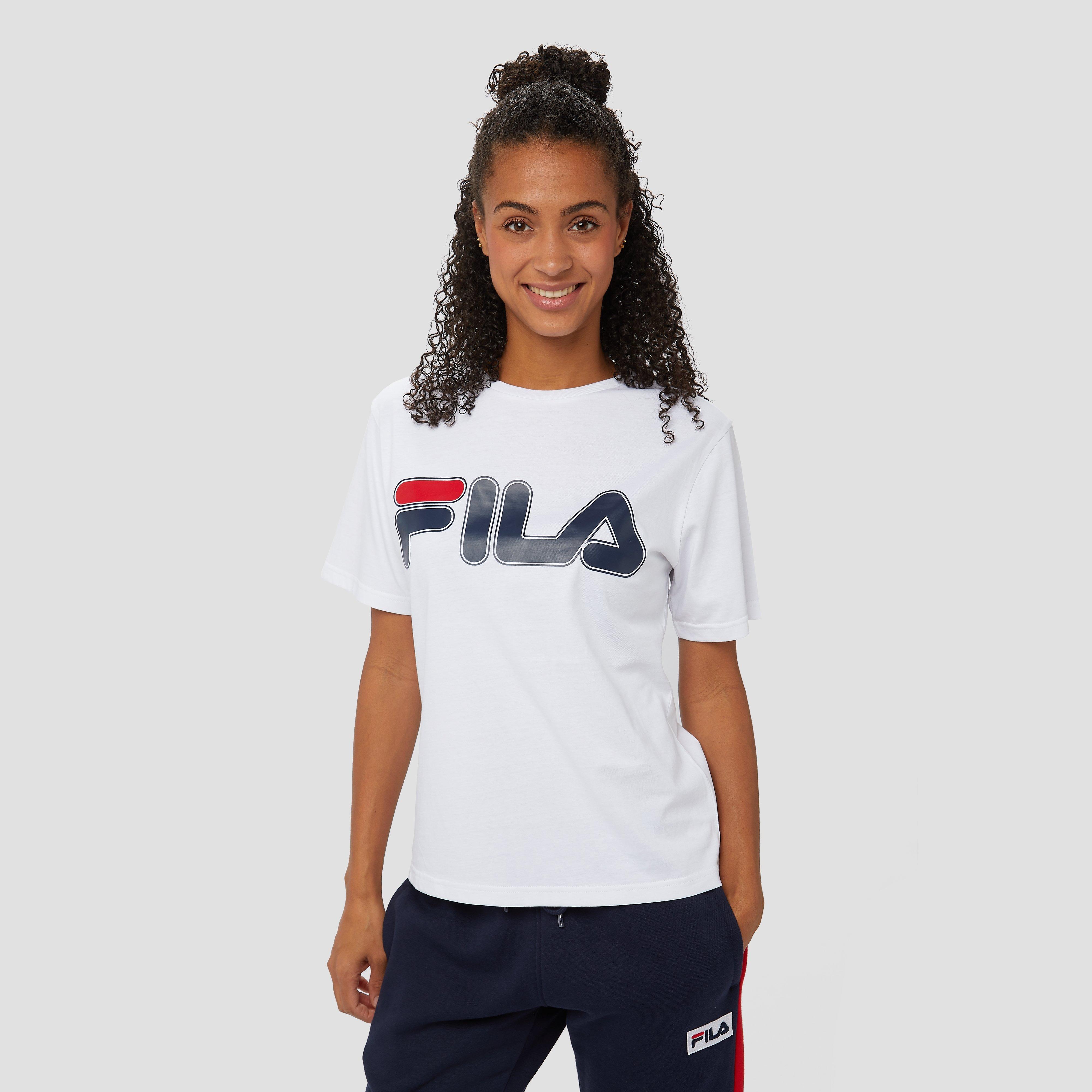 FILA GIULIA SHIRT WIT DAMES   Aktiesport