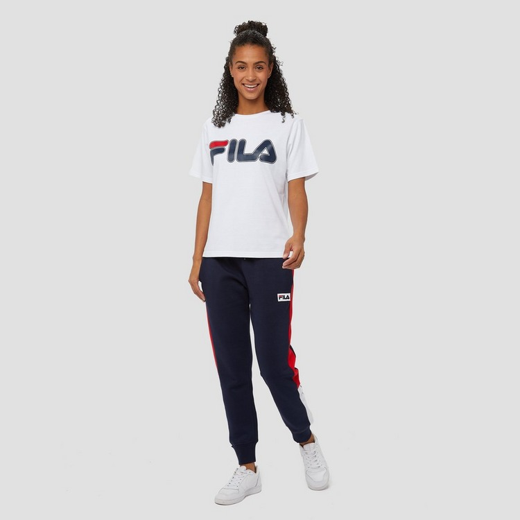 FILA GIULIA SHIRT WIT DAMES