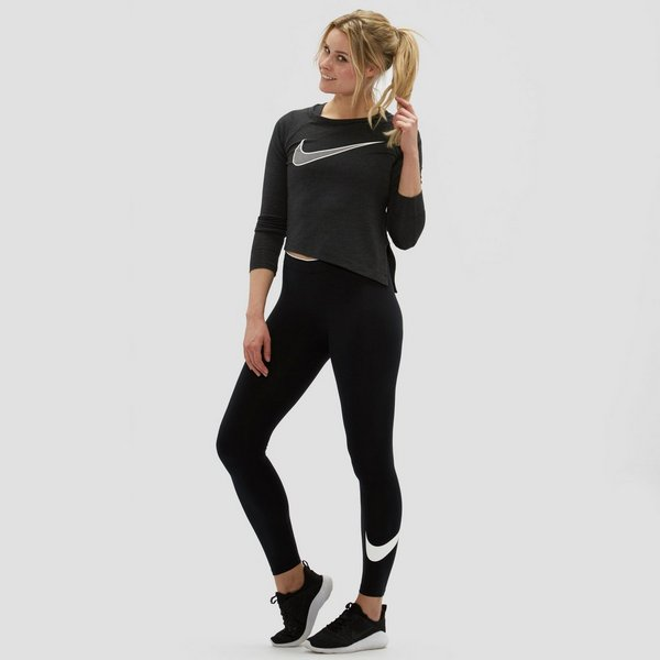 NIKE CLUB LOGO 2 FITNESSLEGGING DAMES