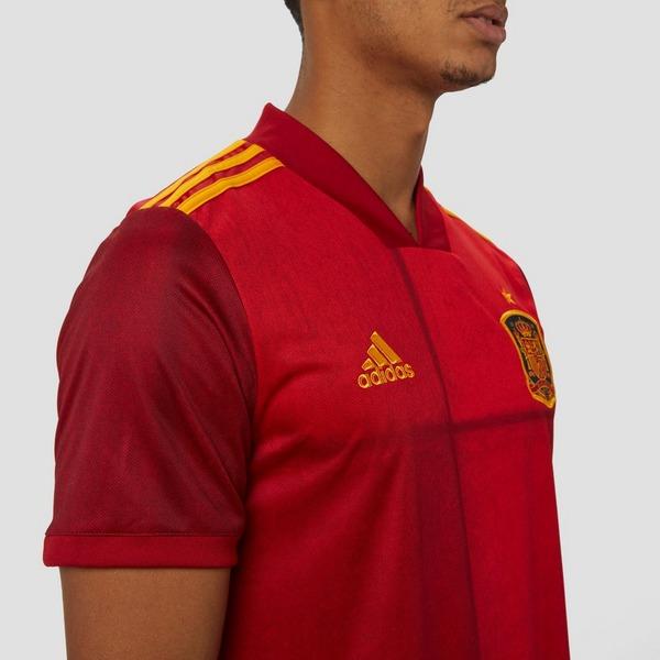 ADIDAS UEFA EURO 2020 FEF SPANJE THUISSHIRT 20/22 ROOD HEREN