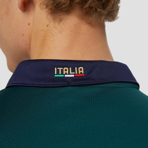 PUMA UEFA EURO 2020 FIGC ITALIE THIRD SHIRT 20/22 GROEN HEREN