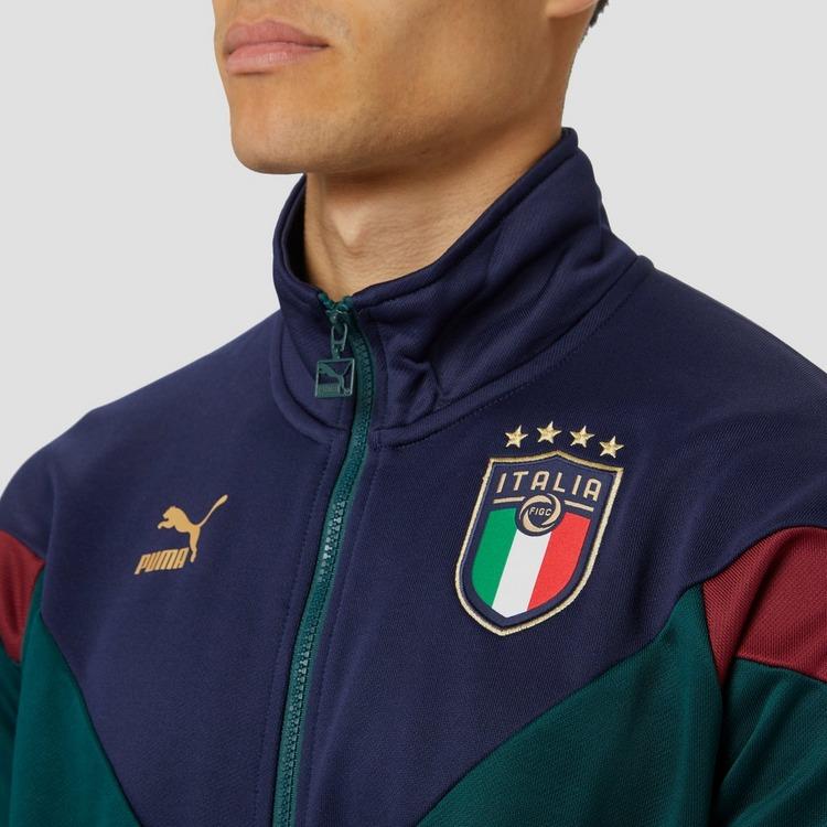 PUMA FIGC ITALIE ICONIC MCS TRAININGSJAS 20/22 GROEN HEREN