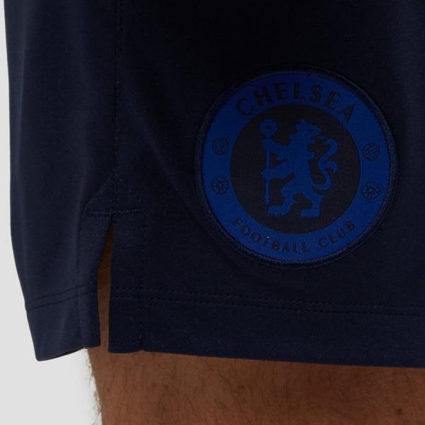 NIKE CHELSEA FC DRI-FIT STRIKE TRAININGSSHORT 19/20 BLAUW HEREN