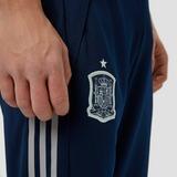 ADIDAS UEFA EURO 2020 FEF SPANJE TRAININGSBROEK 20/22 BLAUW HEREN