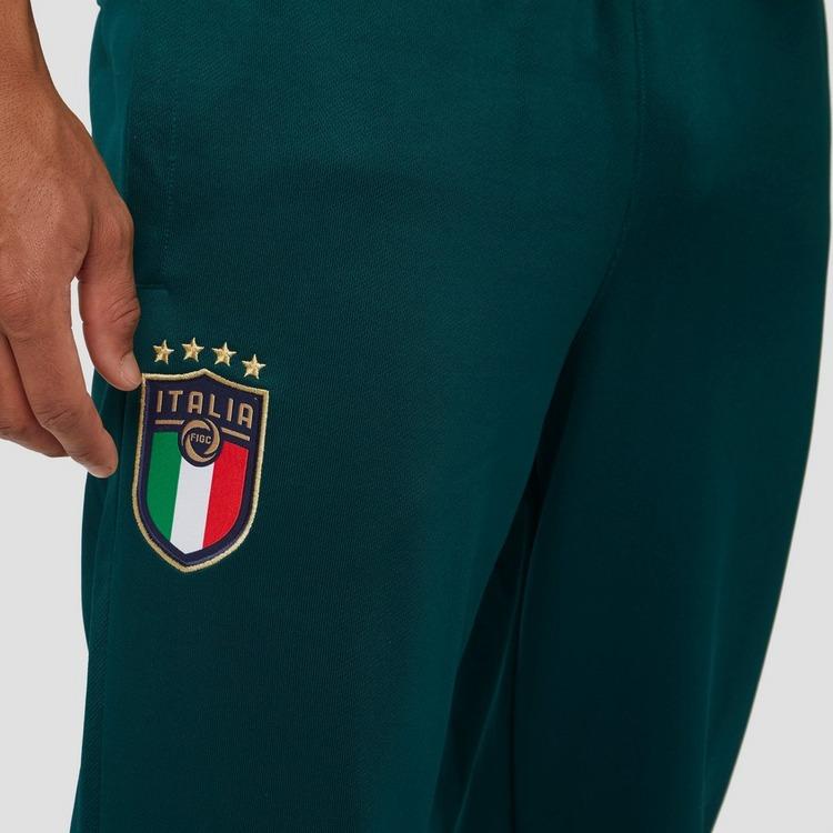 PUMA FIGC ITALIE ICONIC TRACK TRAININGSBROEK 19/20 GROEN HEREN