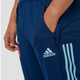 ADIDAS AFC AJAX TRAININGSBROEK 20/21 BLAUW HEREN