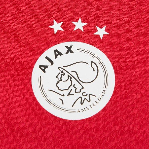 ADIDAS AFC AJAX THUISTENUE 19/20 WIT/ROOD KINDEREN
