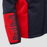 PUMA ASTON MARTIN - RED BULL RACING TEAM SOFTSHELL JAS BLAUW KINDEREN