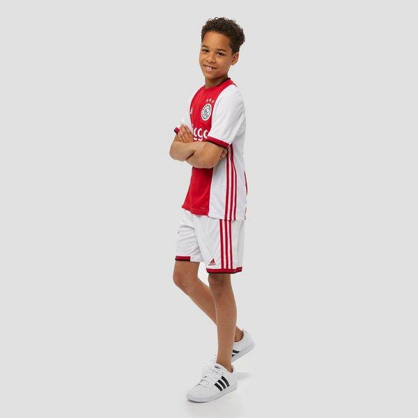 ADIDAS AFC AJAX THUISSHORT 19/20 WIT KINDEREN